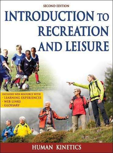 9781450424172: Introduction to Recreation and Leisure With Web Resource-2nd Edition