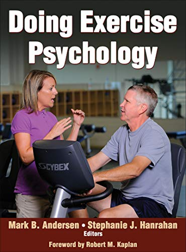 9781450431842: Doing Exercise Psychology