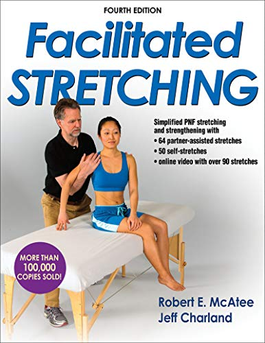 9781450434317: Facilitated Stretching-4th Edition with Online Video