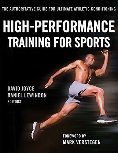 9781450444828: High-Performance Training for Sports