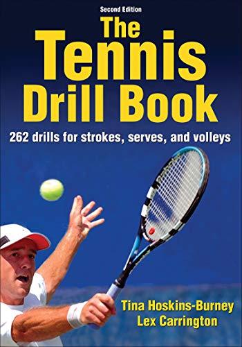 9781450459921: The Tennis Drill Book