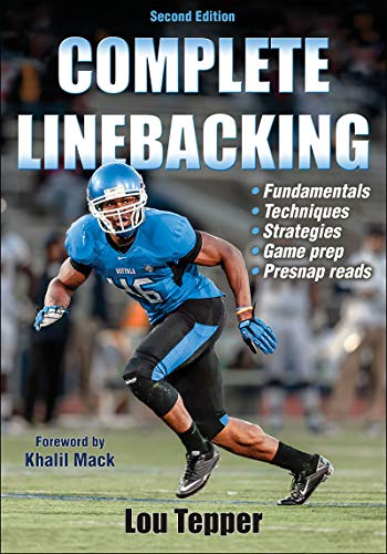 9781450466455: Complete Linebacking-2nd Edition