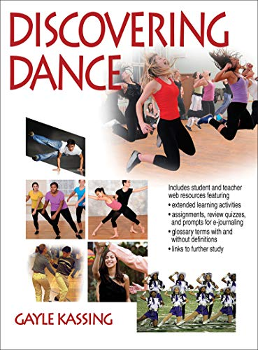 9781450468862: Discovering Dance
