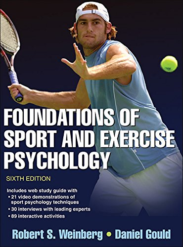9781450469814: Foundations of Sport and Exercise Psychology