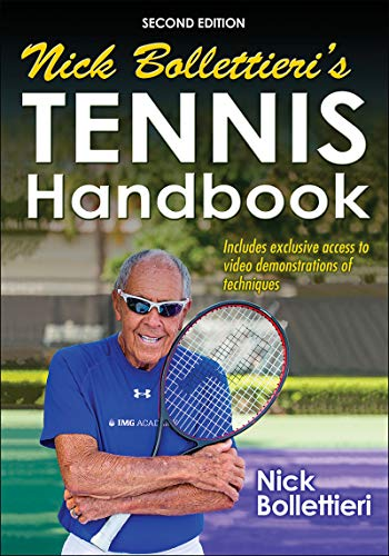 9781450489430: Nick Bollettieri's Tennis Handbook