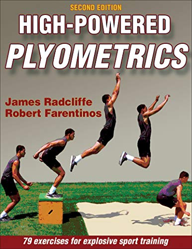 9781450498135: High-Powered Plyometrics