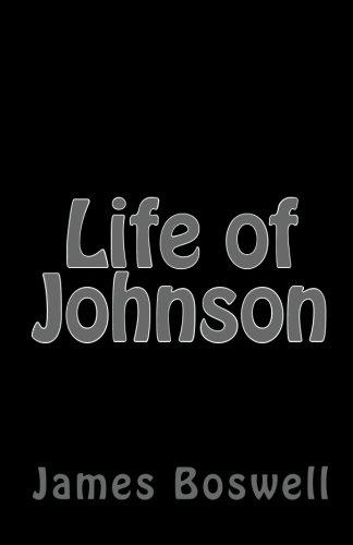 9781450510646: Life of Johnson