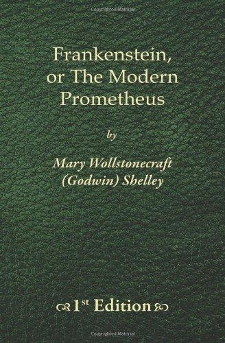 9781450515979: Frankenstein - 1st Edition: The Modern Prometheus