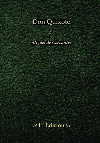 9781450517195: Don Quixote - 1st Edition