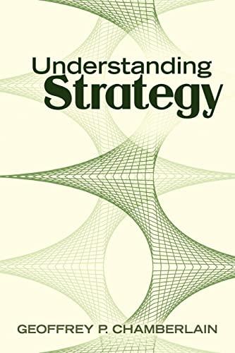 9781450517454: Understanding Strategy