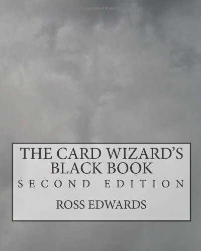 9781450518826: The Card Wizard's Black Book: Second Edition