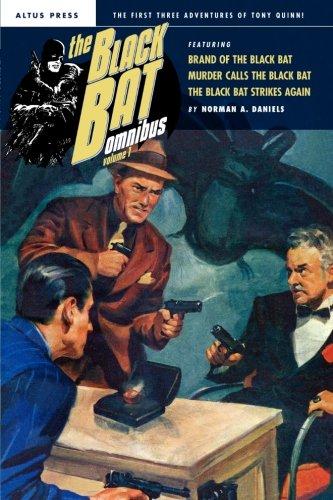 9781450524841: The Black Bat Omnibus Volume 1