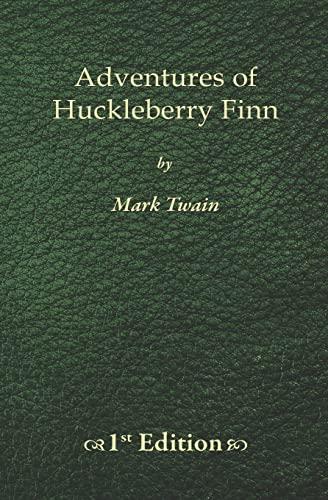 9781450528184: Adventures of Huckleberry Finn