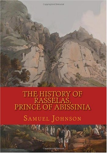 9781450532921: The History of Rasselas, Prince of Abissinia