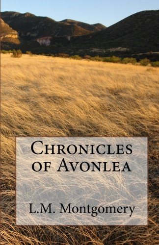 9781450535212: Chronicles of Avonlea