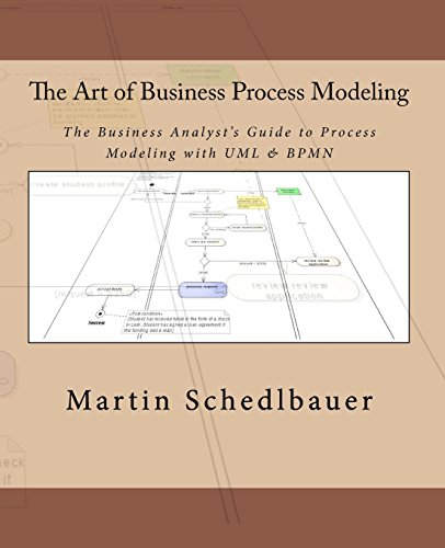 9781450541664: The Art of Business Process Modeling: The Business Analyst's Guide to Process Modeling With UML & BPMN