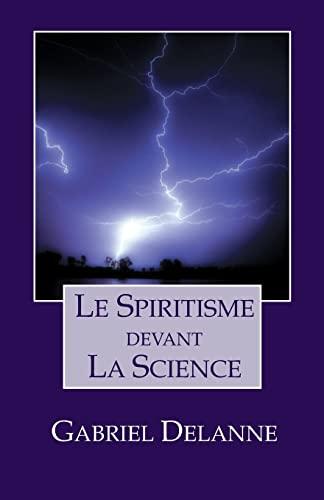 9781450546911: Le Spiritisme devant la science
