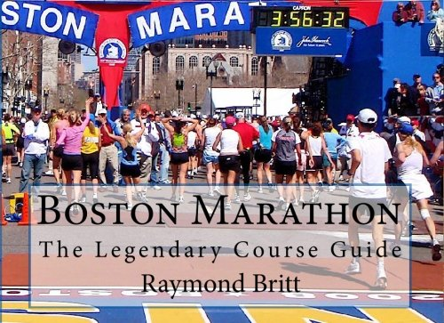9781450558259: Boston Marathon: The Legendary Course Guide