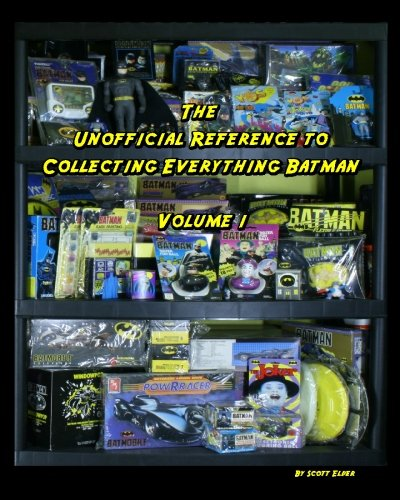 9781450561310: The Unofficial Reference to Collecting Everything Batman