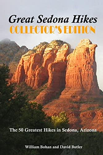 9781450571296: Great Sedona Hikes: The 50 Greatest Hikes in Sedona, Arizona