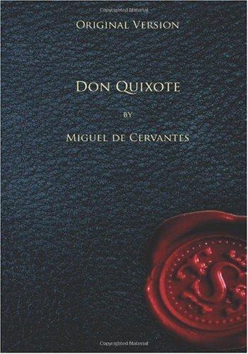9781450571456: Don Quixote - Original Version