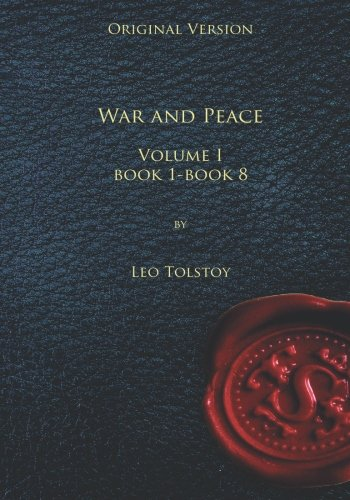 9781450571616: War and Peace: Book 1-8 - Original Version