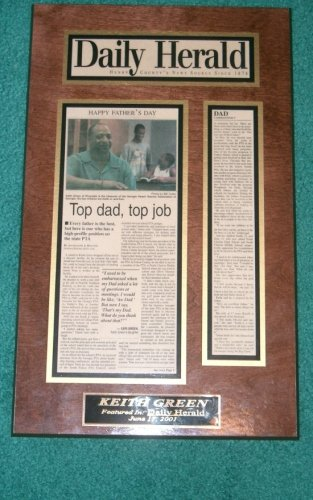 Top dad, top job (9781450573795) by Keith Green; Mr Keith Ezell Green; Ms Keri Evon Green