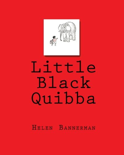 Little Black Quibba: Bannerman, Helen