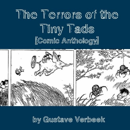 9781450582650: The Terrors of the Tiny Tads [Comic Anthology]