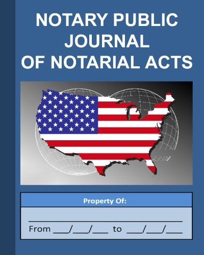 Notary Public Journal of Notarial Acts: Angelo Tropea