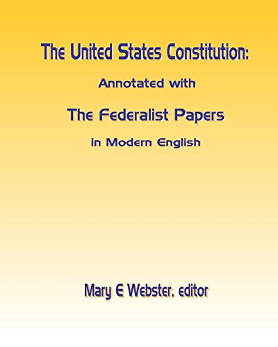 an analysis of the federalist papers and federalism in the united states The federalist is a collection of 85 articles and essays written by alexander  hamilton, james madison, and john jay under the pseudonym publius to  promote the ratification of the united states constitution  defense and  extensive explanation of the proposed constitution to the people of the state of  new york.