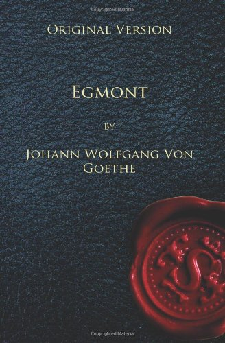 9781450595032: Egmont - Original Version: A Tragedy in Five Acts