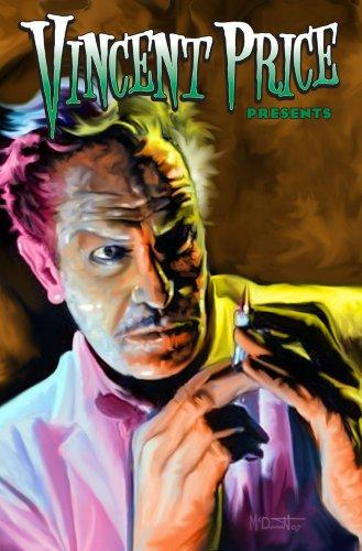 9781450700184: Vincent Price Presents Omnibus