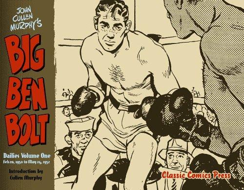 9781450706889: John Cullen Murphy's Big Ben Bolt Volume 1