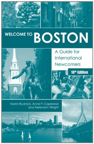 9781450708135: Welcome to Boston, A Guide for International Newcomers 10th Edition