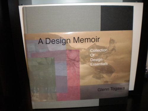 9781450709620: A Design Memoir: Collection of Design Essentials