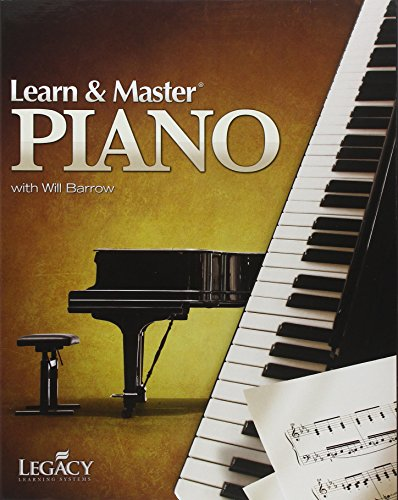 9781450721486: Learn & Master Piano: Book + 5-CD + 10-DVD Pack