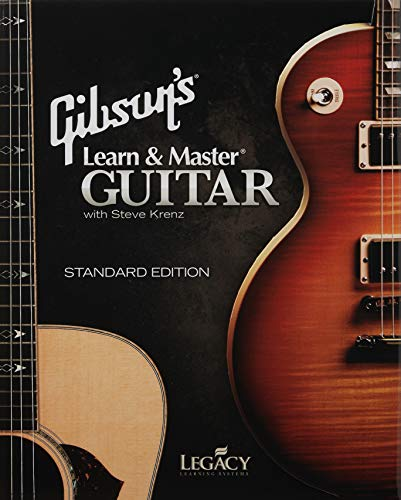 9781450721493: Gibson's Learn & Master Guitar Boxed Dvd/CD Set Legacy Of Learning