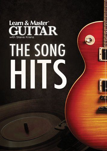 9781450721516: Learn & Master Guitar - The Song Hits: Book/10-DVD Pack (Learn and Master)