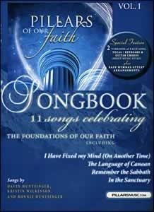 9781450722940: Pillars Of Our Faith Songbook V1