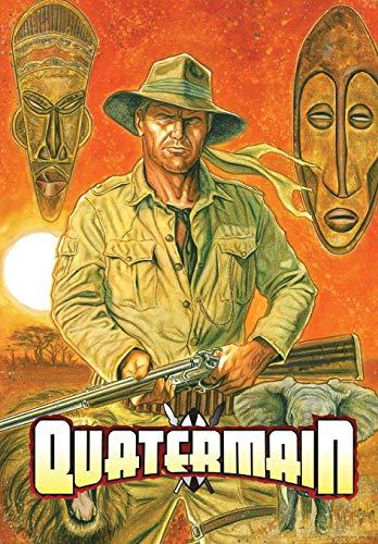 9781450723770: Quatermain