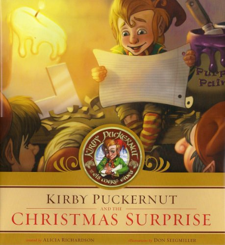 9781450729390: Kirby Puckernut and the Christmas Surprise