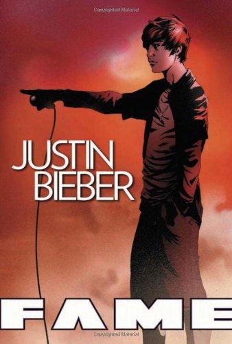 9781450735384: FAME: Justin Bieber: A Graphic Novel