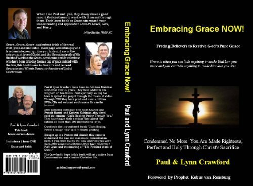 9781450735445: Embracing Grace NOW! (Hearing & Responding to God's Voice 2, 2)