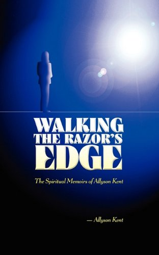 9781450742481: Walking The Razor's Edge