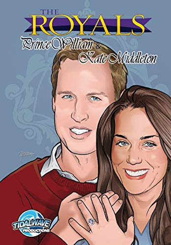 9781450749213: Royals: Prince William & Kate Middleton: A Graphic Novel
