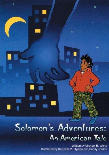 9781450757805: Solomon's Adventures: An American Tale (Book/CD Set)