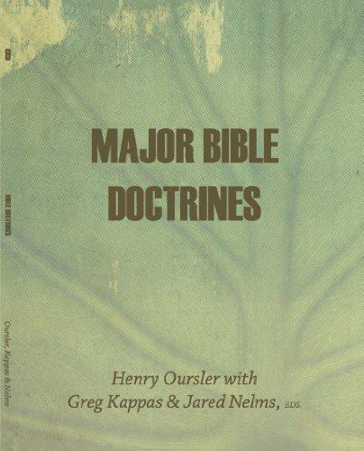 9781450759915: Major Bible Doctrines - TTI The Timothy Initiative (Church Planting Curriculum, 9)