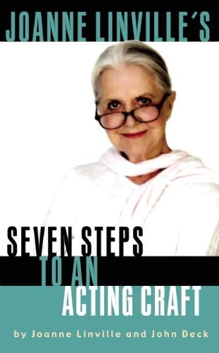 9781450759984: Joanne Linville's Seven Steps to an Acting Craft