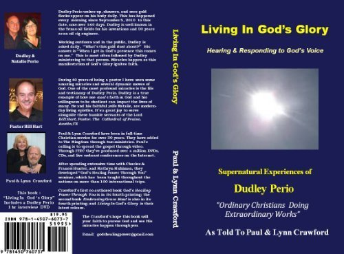9781450760737: Living In God's Glory